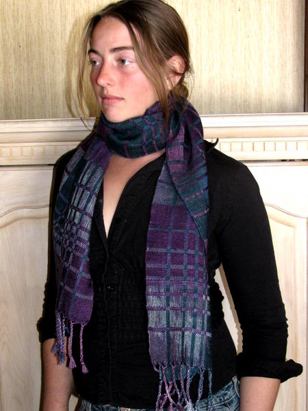 Fighting Fish Scarf